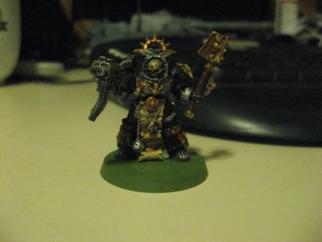 Terminator Chaplain by Ultima-D
