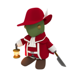 Tonberry Redmage by SiverCat