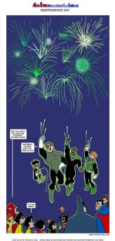 Independence Day by The-BlackCat