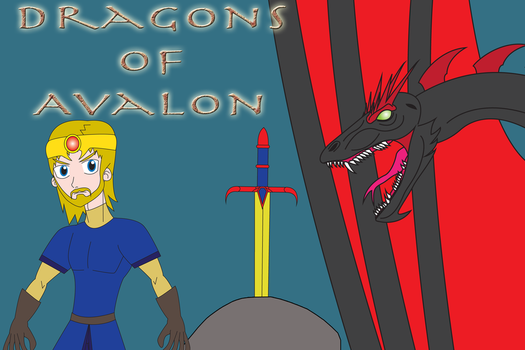 The Dragons of Avalon by Daizua123