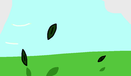 Animated Leaves and Wind by IttyBitty1996
