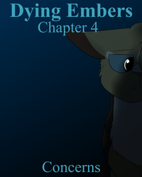 Dying Embers - Chapter 4 Cover by 4ardy