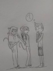Minty explain to Dexter about Layla by 8TeamFriends8
