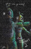 Five Nights at Freddy's 2: Chica by Julynnx