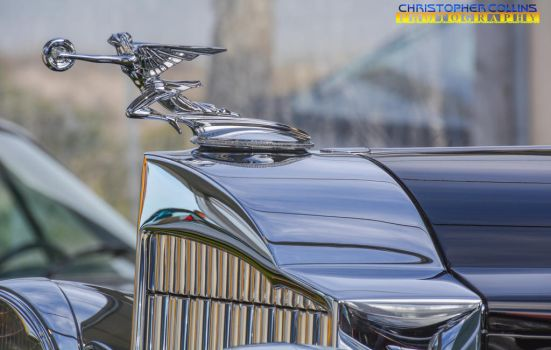 1930's Packard Hood Ornament by ENT2PRI9SE