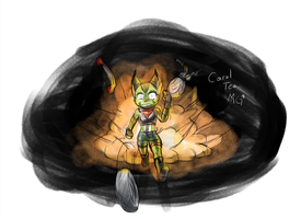 Carol keeps exploding her motorcycle. by Gx3RComics