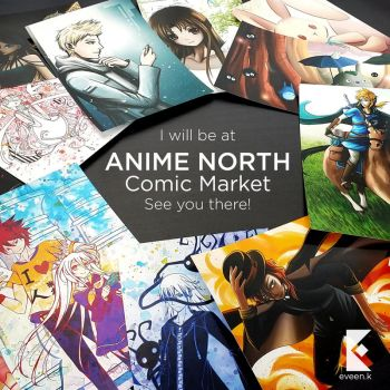 Anime North 2017 by AyumiNazu