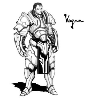 Vagan Concept by EelGod