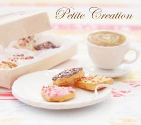 12th scale cookie+cap set1 by PetiteCreation