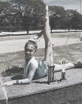 Gymnast 2 by raven4ever