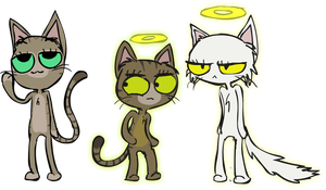 Housecats -possible series- by Catmaniac8x