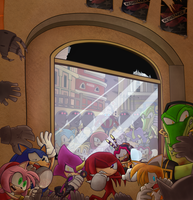 What Sonic Forces should be like by Missplayer30