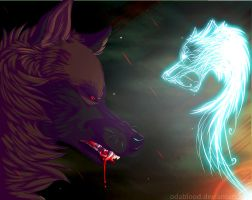 Hati by odablood