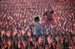 Sea of Flags II by MyLifeThroughTheLens