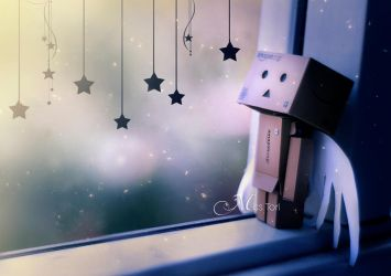 Fallen Danbo by Lady-Tori
