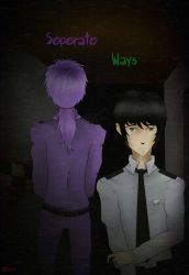 Separate Ways { pg x pg } ~ cover page~ by Purplekiller657