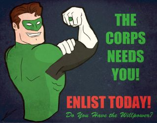 Enlist Today by NoahConners