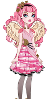 Ever After High Cupid by ShaiBrooklyn