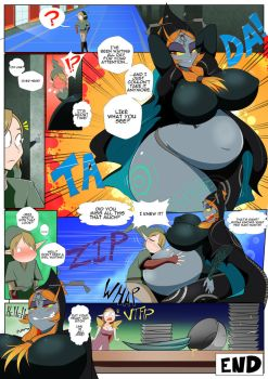 Midnas Envy  4 by Vale-city