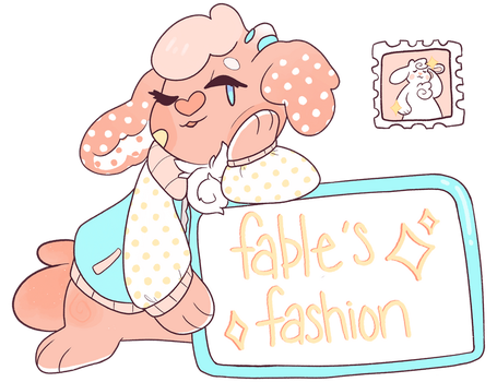 [ flash prompt ] fable's fashion by revode