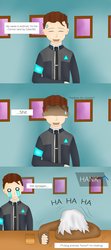 You only had one job, Connor. by MuskyCat90