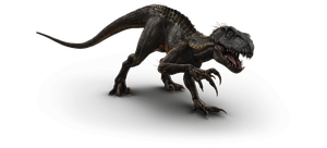 Jurassic World Fallen Kingdom  Indoraptor V2 By So by TheGuyWhoIsOrange