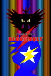 My Little Pony Rise of Blood Bolt Promo Poster by AnimeCitizen