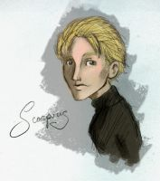 dh spoiler- scorpius by HILLYMINNE