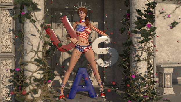 Happy 4th of July 2013 - Widescreen Version by cwichura