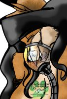 Female Fox Furry - Laughing Gas by LaughingGasZone