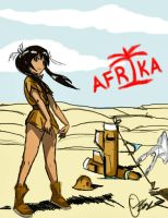 Lucchini in Afrika by Ozoneknight
