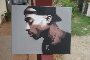 2pac by noxe1