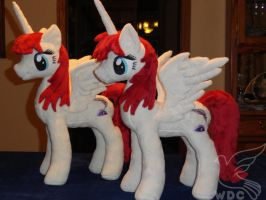 Faustacorn for sale by WhiteDove-Creations
