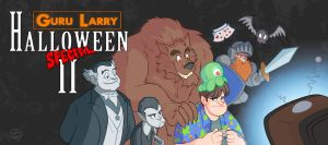 Guru Larry Halloween Special  II by Phil-Crash-Murphy