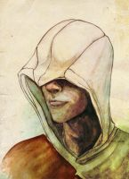 Assassin portrait by Teryster