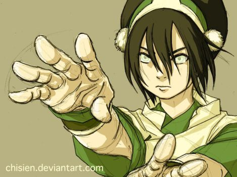 toph bei fong by chisien