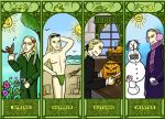 4 seasons with Lucius by vimessy