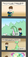 Pokemon Comic - Christmas Mega Sceptile