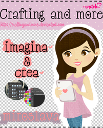 ID Imagina y crea *NO ROBES* by craftingandmore
