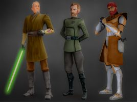 Defenders of the Republic by Captain-Majer-13