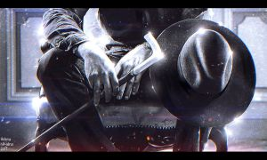 A Man Chooses, A Slave Obeys (Commission) + Video by Nikulina-Helena