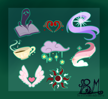 .:B: Cutie Mark Adopts [CLOSED]:. by CocoamintWhimsy