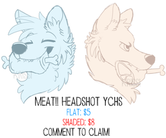 [YCH] MEAT!! (CLOSED!) by Krissi2197