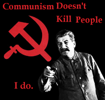 Stalin by Xyberius