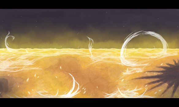 Surface of the Sun 2 by Mad--Hatter