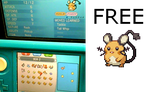 Herd of Dedenne's *UP FOR GRABS FOR FREE* by Snivy101