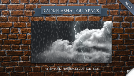 Rain/Flash/Cloud Pack by Fuckthesch00l
