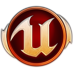 Unreal Tournament Badge Icon by mahesh69a