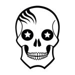 SKULLY vector download by luther1000