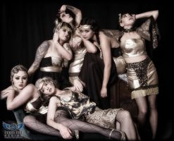 Group - Product of the 20s by TempusFugitDesign